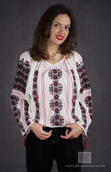 b4eb2decfa80fd Romanian Blouses for sale - buy embroidered Blouse ie